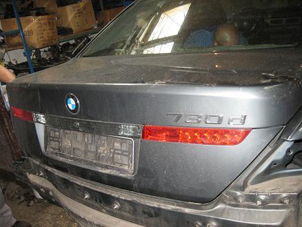 BAGAZINES DANGTIS GALINE BMW E65 BMW 7