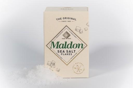 Sól morska w płatkach MALDON 250g  Sea salt Maldon
