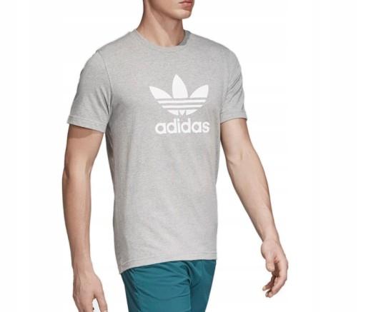 ADIDAS koszulka męska bawełniana t shirt XL