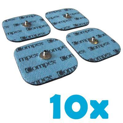 Elektrody Compex 5x5cm 10 paczek - do stymulacji