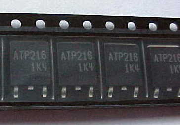 ATP216-TL-H N-Channel Power MOSFET 50V, 35A, 23m