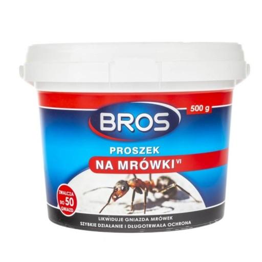 Bros Proszek Preparat Na Mrowki 500 G 8046593441 Allegro Pl