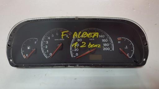 FIAT ALBEO PALIO 1.2 KILOMETAR SAT 46828993