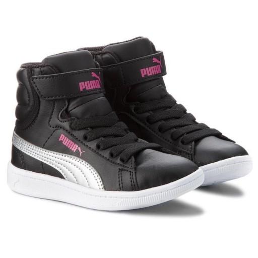 Puma buty dziecięce Vikky Softfoam 637634 01 30