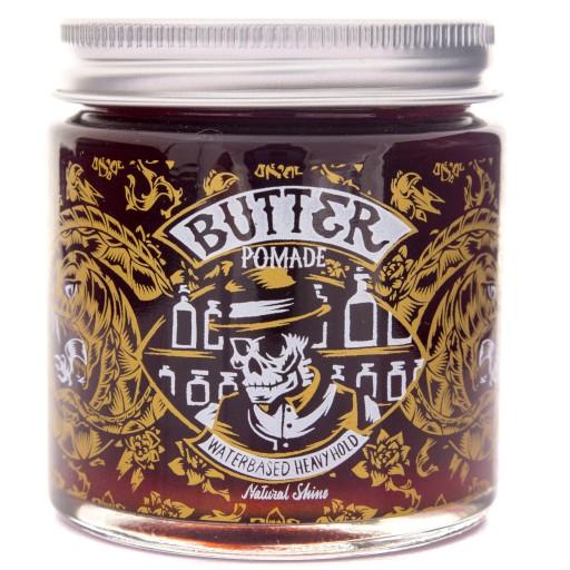 Pomada Butter POMADE Połysk Mocny Chwyt Pan Drwal