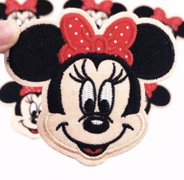 Naszywka Myszka MINNIE!Disney Miki!Aplikacja Termo