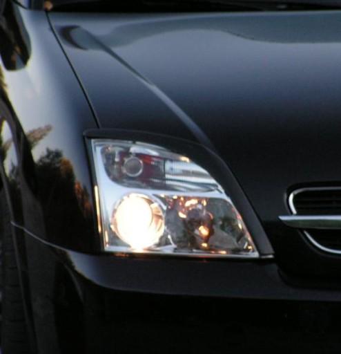 Brewki Nakładki Na Lampy światła Do Opel Vectra C