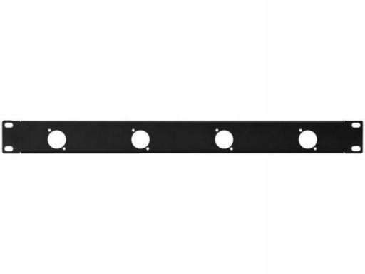 Monacor RCP-8730U Panel rack 1U