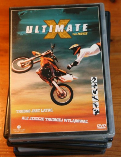ULTIMATE X     DVD