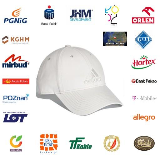 Czapka Adidas 6Panel Cap Light Weight EMB roz OSFM