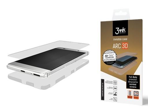 Sony Xperia XA Ultra Cały ekran tył 3mk ARC 3D Mat