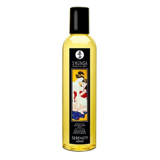 Olejek do masażu Shunga Massage Oil Serenity Monoi
