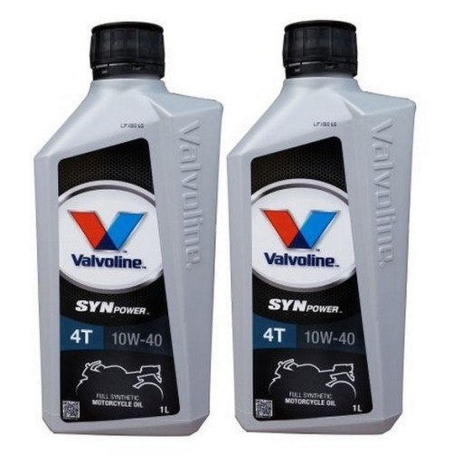 VALVOLINE SYNPOWER 4T 10W40 olej motocyklowy 2L