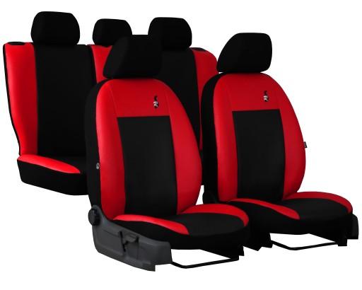 Skorzane Pokrowce Na Fotele Samochodowe Road Skora Chmielnik Allegro Pl