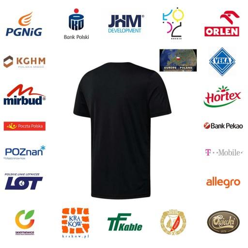 Koszulka męska Reebok Workout Graphic Tech Tee M 10414964770 Odzież Męska T-shirty LE TRPOLE-7