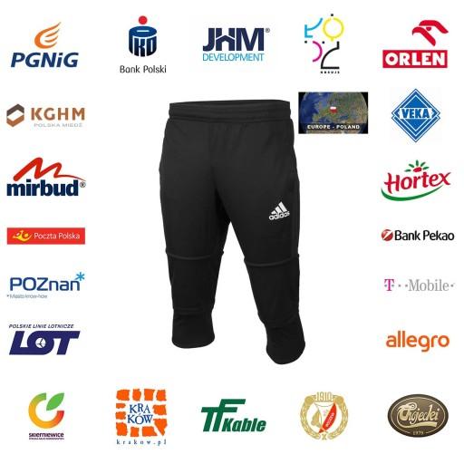 Spodnie treningowe adidas Tiro 17 3/4 M XS 10739348882 Odzież Męska Spodnie RK TOSRRK-1