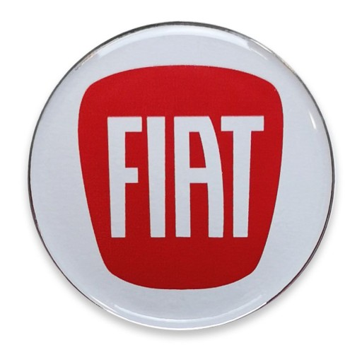 50mm Emblematy na kołpaki do FIAT SEDICI STILO