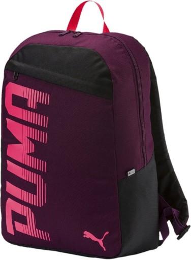 New Plecak Szkolny Puma Pioneer 074714 07 7492940183 Allegro Pl