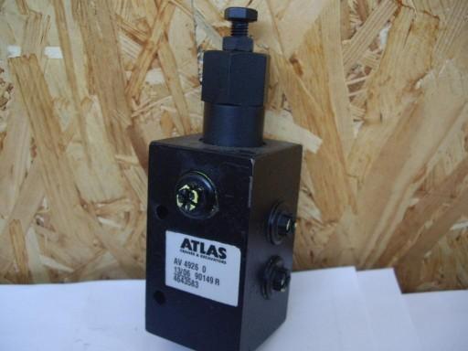 Atlas VOZTUVAS STABILUMO 4643583