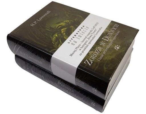 2x Lovecraft- Dzieła [Zew Cthulhu]Sarnath, Dunwich