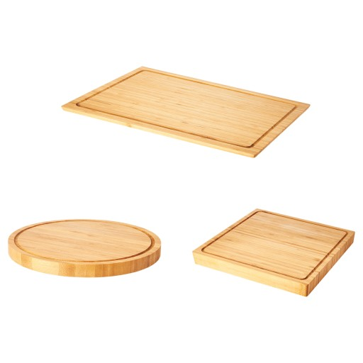 Ikea Deska Do Krojenia Oleby Okrągła 6598079054 Allegropl