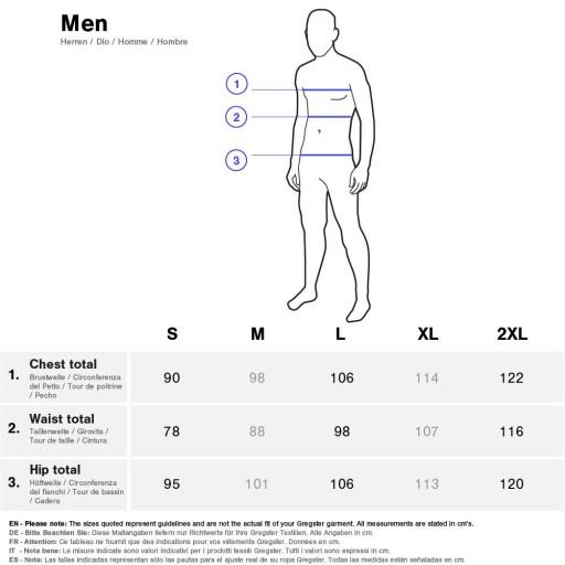 Spodenki sportowe Gregster fitness biegi, S, 12177 7851697846 Odzież Męska Spodenki ZN UWPJZN-2