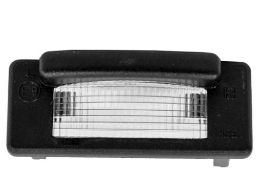 Lampka Oświetlenie Tablicy Rejestracyjnej Vw Lt Ii