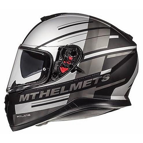 Kask Mt Helmets Thunder 3 Sv Pitlane Grey Mat Xs Grojec Allegro Pl