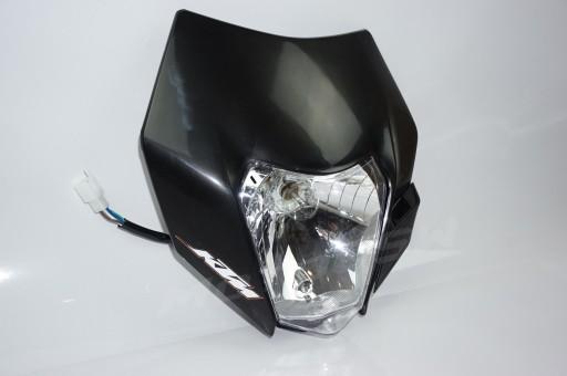 Husaberg FE450 501 570 550 FS owiewka czacha lampa