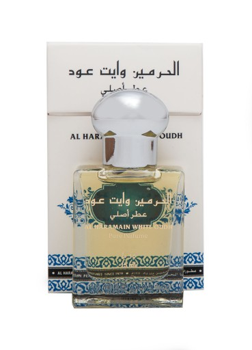 al haramain white oudh