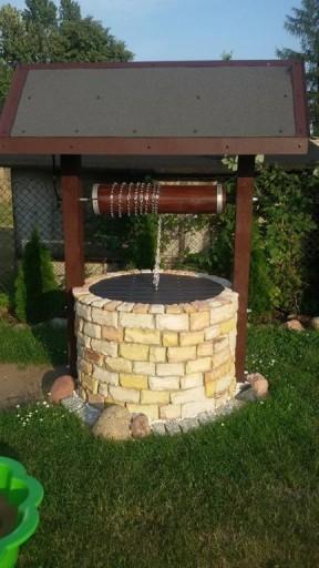 Studnie Ogrodowe Z Kamienia Q Housepl