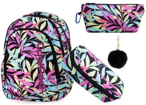 Coolpack Plecak Piornik Pastel Leaves Klasa 1 3 7843409072 Allegro Pl