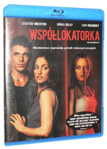 Blu-Ray - WSPÓŁLOKATORKA - polski lektor