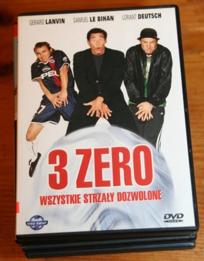 3 ZERO     DVD