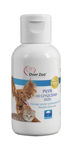 Płyn do czyszczenia uszu psa (Over Zoo) 50ml