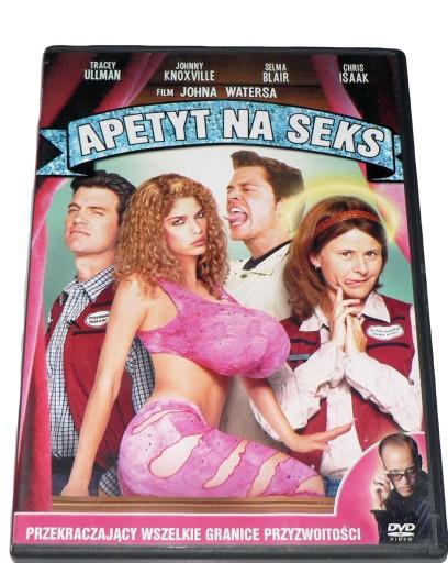 DVD - APETYT NA SEKS - Unikat