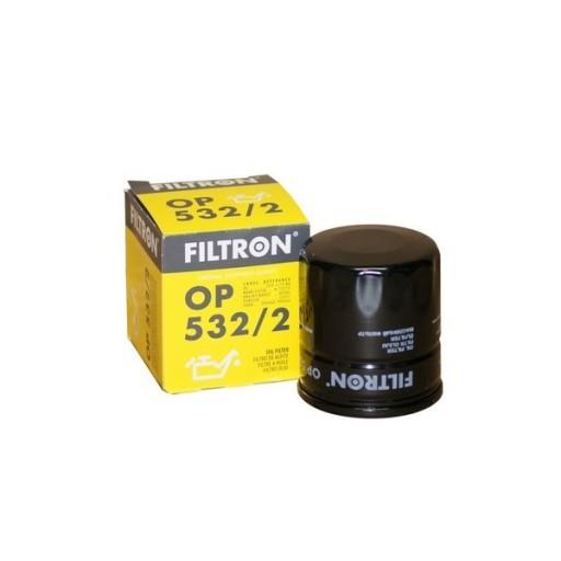 FILTRON filtr oleju OP532/2 Focus II Mazda 6 Volvo