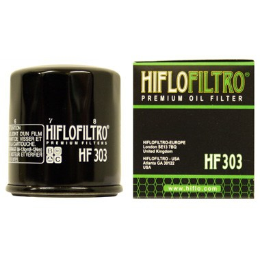 OIL FILTER Hiflofiltro HF303 GRIZZLY 660 FIELD