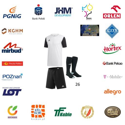 StrÓj Adidas ESTRO 19 XXL 10466292389 Odzież Męska Komplety VR SLSAVR-7