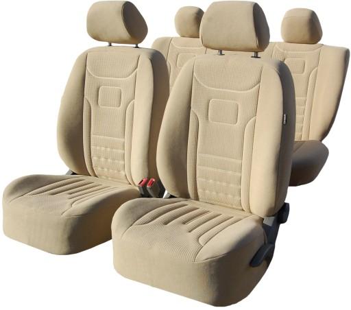 Honda City 4 Iv Pokrowce Na Fotele Samochodowe Olawa Allegro Pl