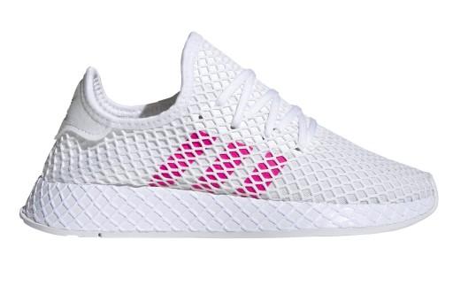 Buty młodzieżowe adidas DEERUPT RUNNER J EE6608