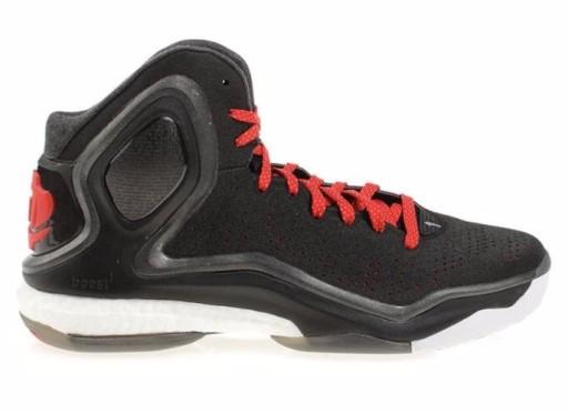 Buty do koszykówki Adidas D ROSE 5 BOOST 40 23