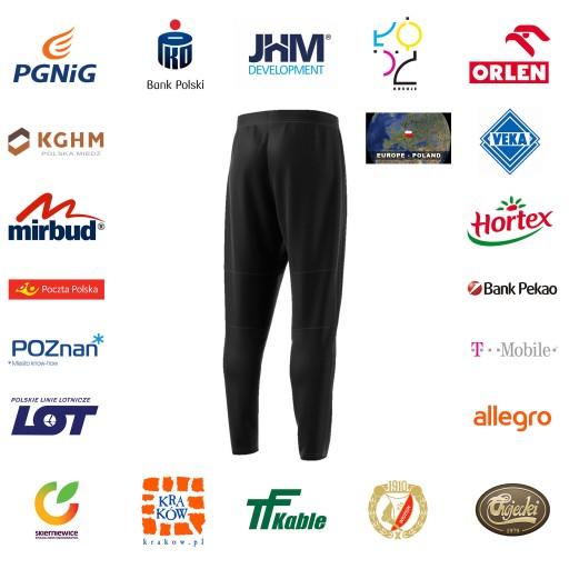 Spodnie treningowe ADIDAS CONDIVO 18 size XS 10141508499 Odzież Męska Spodnie JW CDCMJW-6