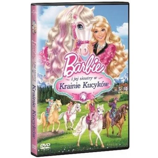 Barbie I Jej Siostry W Krainie Kucykow Dvd Bajka 8162254126