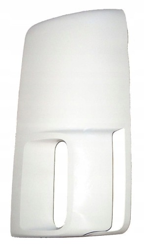 WIND DEFLECTOR SPOILER ANGLE SCANIA 4 - CR PLASTIC