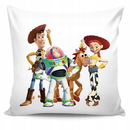 Toy Story Foto Poduszka Prezent Gadżet Upominek