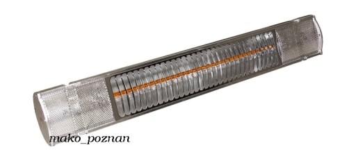 Lampa Grzewcza Ogrzewacz Tarasowy 2kw Do Altany