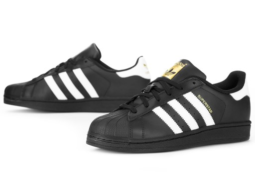 buty damskie niskie skura sportowe adidas