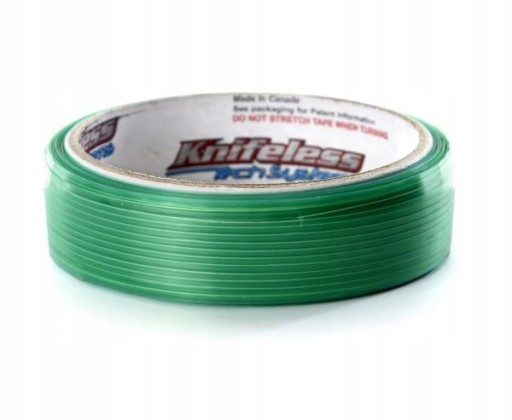 JUOSTA TNACA KNIFELESS TAPE FINISH LINE 3M NA METRAS