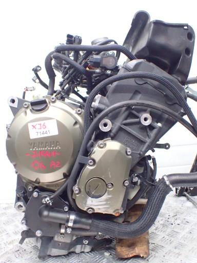 Silnik A2 35kw Yamaha Xj6 Diversion Pleszew Allegro Pl